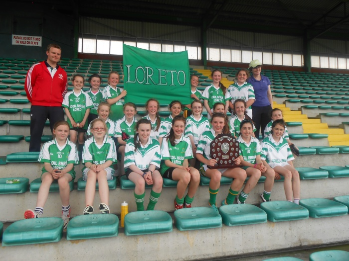 Winners of Cummann na mBunscoil County Final 2013